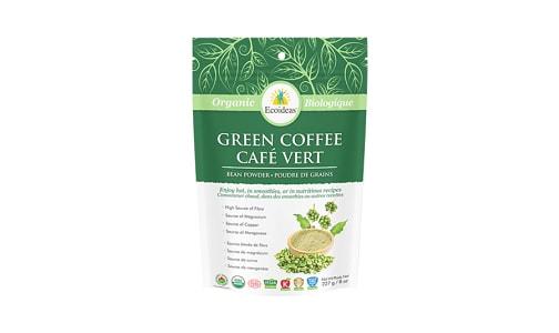 Organic Green Coffee Bean Powder- Code#: DR2113