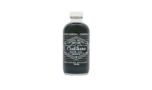 Activated Charcoal Kefir Water- Code#: DR2148