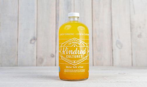 Lemon Turmeric Ginger Kefir Water- Code#: DR2152
