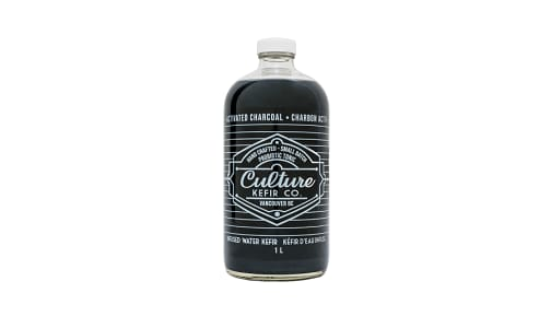 Activated Charcoal Kefir Water- Code#: DR2153