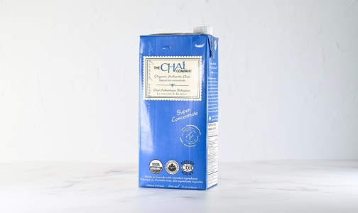 Organic Authentic Chai- Code#: DR2165