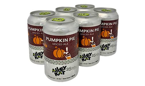 Pumpkin Pie Spiced Ale- Code#: DR2169