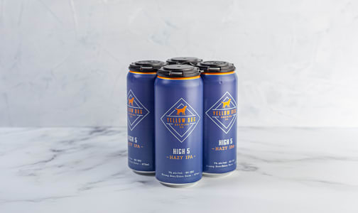 High 5 - Hazy IPA- Code#: DR2176