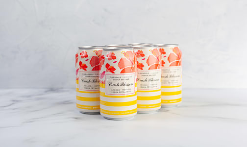 Vodka Soda - Pineapple Hibiscus- Code#: DR2180