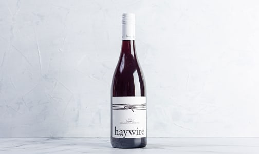 Organic Haywire - Gamay- Code#: DR2198