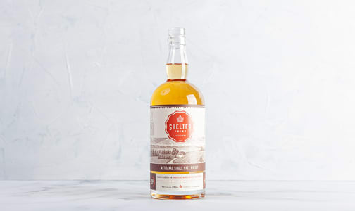 Shelter Point Distilery - Single Malt Whisky- Code#: DR2203