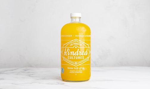 Mango Ginger Water Kefir- Code#: DR2247