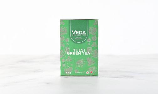 Organic Tulsi Green Tea- Code#: DR2251