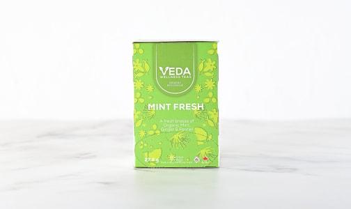 Organic Mint Fresh- Code#: DR2253