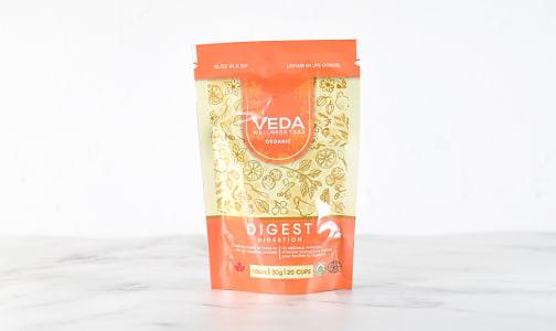 Organic Digest Tea - Looseleaf- Code#: DR2254