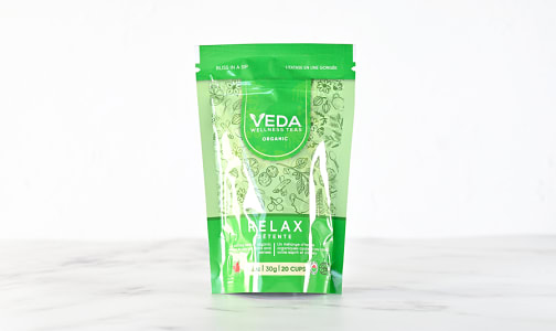 Organic Relax Tea - Looseleaf- Code#: DR2255