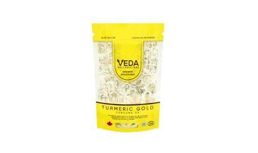 Organic Turmeric Gold Looseleaf Tea- Code#: DR2258