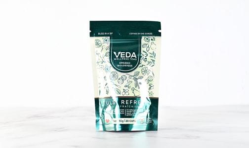 Organic Tulsi Refresh Looseleaf Tea- Code#: DR2259