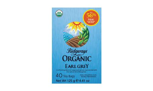 Organic Earl Grey Tea- Code#: DR226