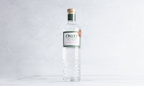 Oxley - London Dry Gin- Code#: DR2297