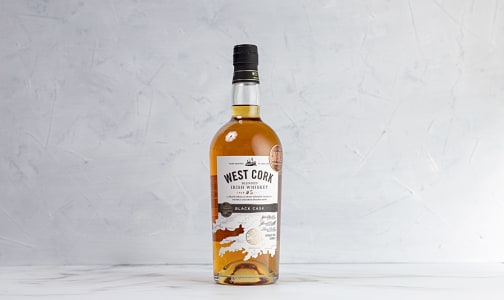 West Cork Black Cask Irish Whiskey- Code#: DR2298