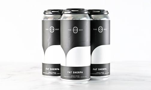 Fat Sherpa- Code#: DR2307