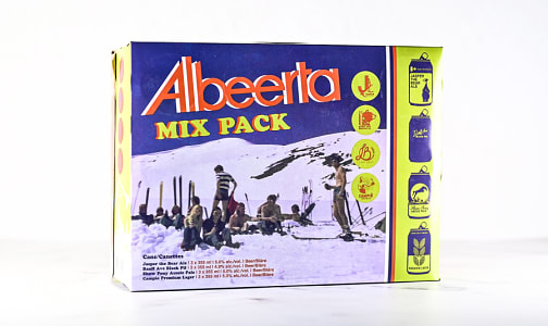 Albeerta Mix Pack- Code#: DR2315
