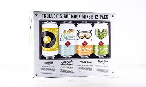 Boom Box Mixer- Code#: DR2317