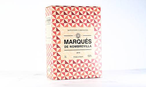Marques de Nombrevilla - Old Vine Garnacha- Code#: DR2330
