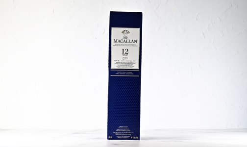 The Macallan - 12 Year Old Double Cask- Code#: DR2342
