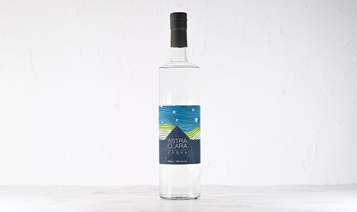 Astra Clara Vodka- Code#: DR2357