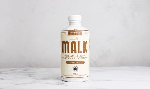 Organic Oat Malk - Unsweetened- Code#: DR2374