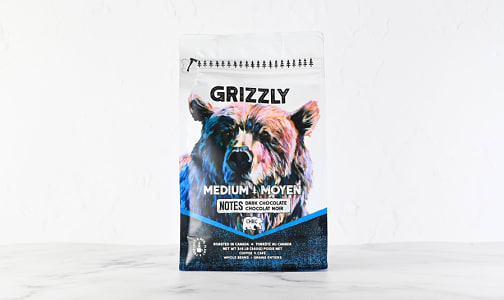 Organic Grizzly- Code#: DR2376