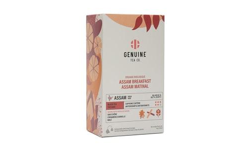 Organic Assam Breakfast- Code#: DR2389