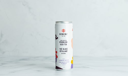 Organic Elderberry Hibiscus Sparkling Iced Tea- Code#: DR2390
