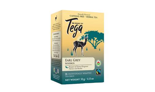Organic Earl Grey Rooibos Tea- Code#: DR2410
