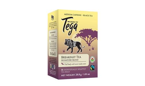 Organic Signature Breakfast Tea- Code#: DR2411