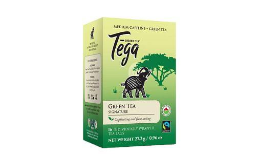 Organic Signature Green Tea- Code#: DR2412