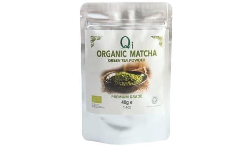 Organic Organic Matcha Powder- Code#: DR2414