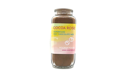 Organic Superfood Hot Chocolate- Code#: DR2422