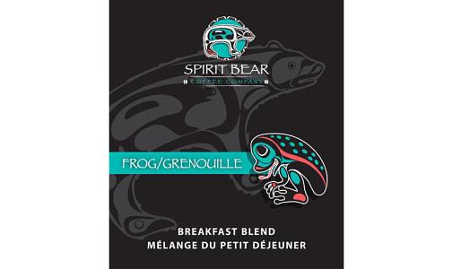 Organic Frog - Breakfast Blend- Code#: DR2450