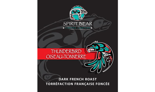 Organic Thunderbird - Dark French Roast- Code#: DR2452