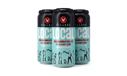 Local Non-Alcoholic Pale Ale- Code#: DR2466