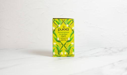 Organic Lemongrass & Ginger- Code#: DR2492