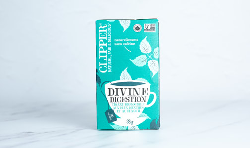Organic After Dinner Mints: Double Mint & Fennel Herbal Tea- Code#: DR2498