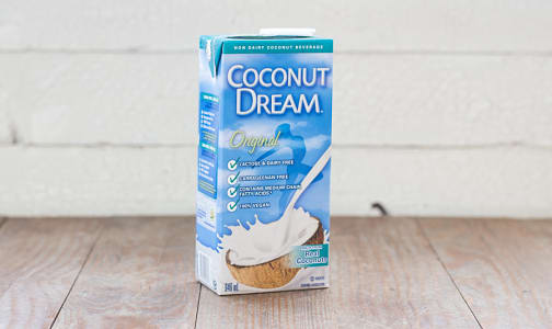 Prebiotic Coconut Beverage, Original- Code#: DR249