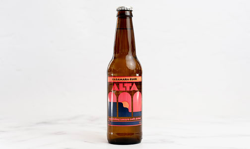 ALTA, the aperitivo club soda- Code#: DR2514