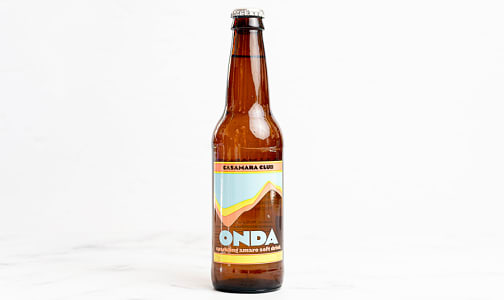 ONDA, the wild club soda- Code#: DR2516