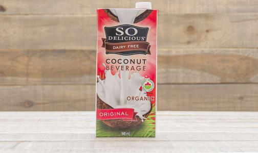 Organic Coconut Beverage - Original- Code#: DR253