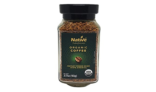 Organic Instant Freeze Dried Coffee- Code#: DR2542