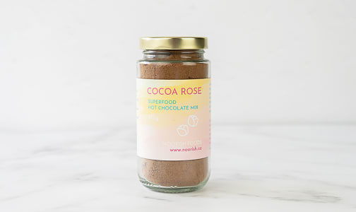 Cocoa Rose Aphrodisiac Hot Chocolate- Code#: DR2557