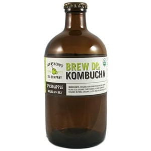 Organic Spiced Apple Kombucha- Code#: DR3032