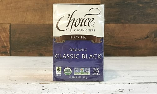 Organic Black Tea- Code#: DR3204
