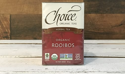 Organic Rooibos Tea- Code#: DR3206