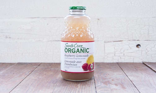 Organic Raspberry Lemonade, 946 ml- Code#: DR522